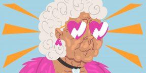 Подкаст Лайфхакера: как перестать бояться старости