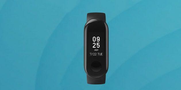 Xiaomi представила бюджетный браслет Mi Band 3i