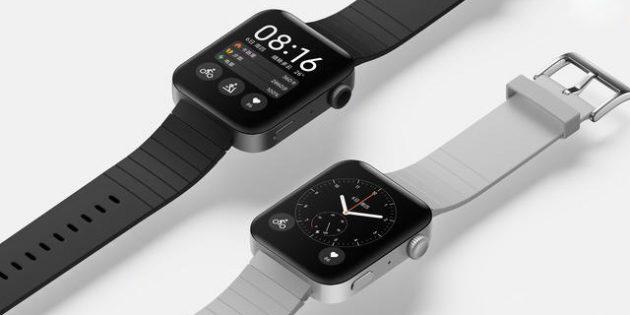 Xiaomi Mi Watch представлены официально