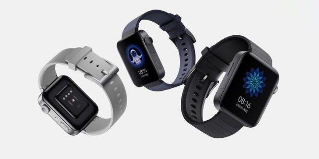 Xiaomi Mi Watch представлены официально: Wear OS и два дня автономной работы
