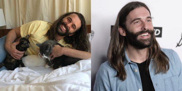 Модные стрижки для мужчин с длинными волосами и бородой