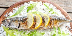 10 рецептов нежнейшей скумбрии в духовке