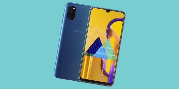 Обзор Samsung Galaxy M30s — доступного смартфона, который можно не заряжать 2 дня