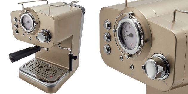 Цена дня: рожковая кофеварка Polaris за 5 190 рублей