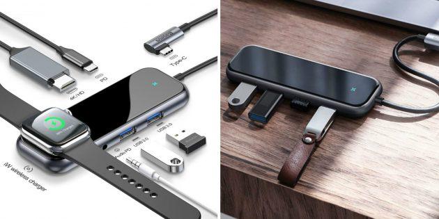 USB-концентратор Baseus