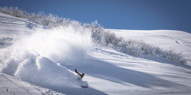 Отдых в Азербайджане зимой: горнолыжные склоны