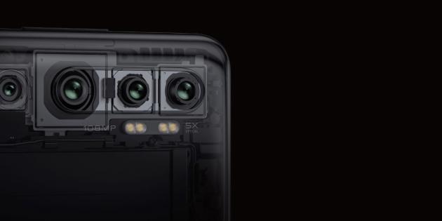 Xiaomi представила Mi Note 10 — европейскую версию Mi CC9 Pro