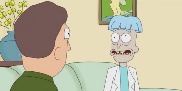 «Рик и Морти» 4 сезон