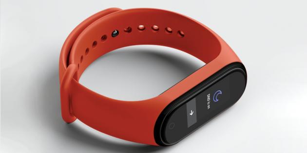 Цена дня: браслет Xiaomi Mi Band 4 с цветным экраном за 1 483 рубля