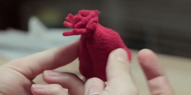 снеговик своими руками: сделайте шапку