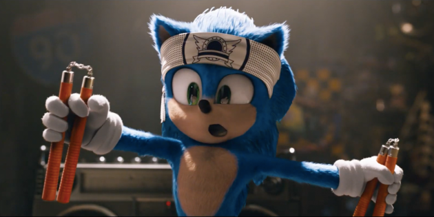 Интернет победил: вышел новый трейлер «Соника в кино» с исправленным дизайном главного героя