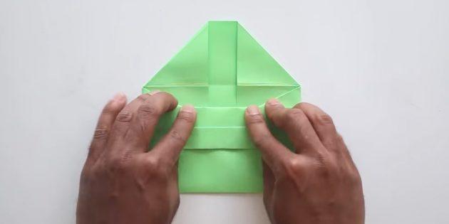 конверт своими руками без клея: закрепите клапан