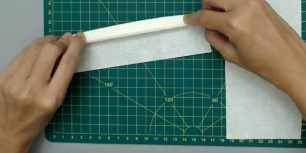 Ёлочные игрушки своими руками: вырежьте детали и сложите одну гармошкой