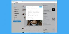 В веб-версии Twitter появились отложенные твиты