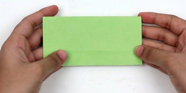 новогодние открытки своими руками: согните