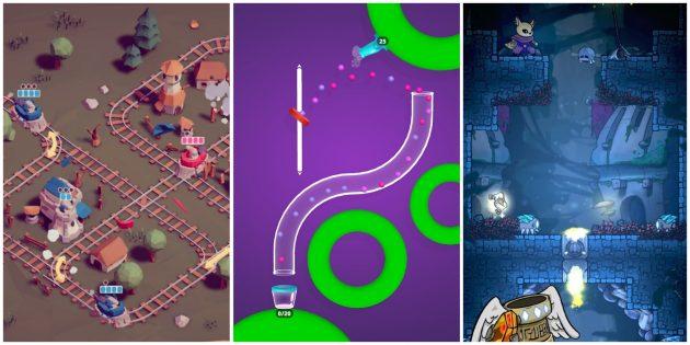 10 новых бесплатных игр для Android, работающих без интернета