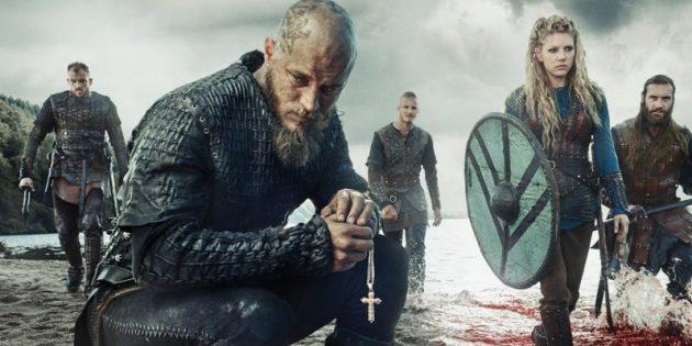 Netflix снимет продолжение сериала «Викинги»
