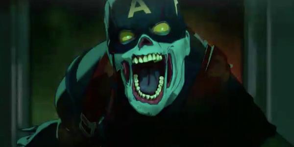 Показали первые кадры «Что если..?» — мультсериала про альтернативные сюжеты Marvel