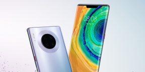 Huawei выпустила Mate 30 Pro в России. Первым покупателям скидка 30 000 рублей