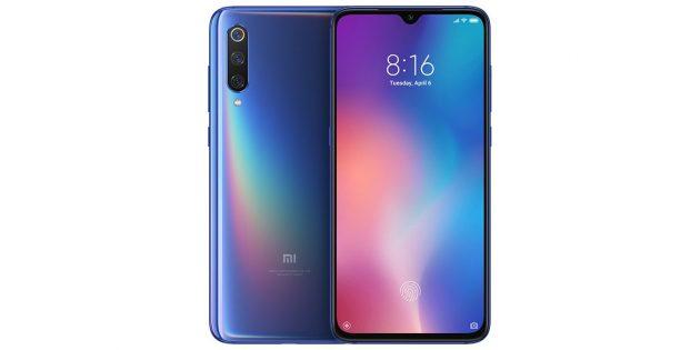 чёрная пятница Xiaomi Mi 9
