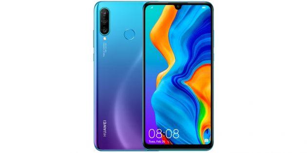 чёрная пятница смартфоны: Huawei P30 Lite