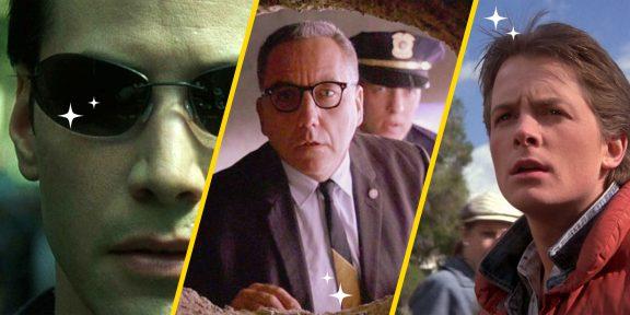 ТЕСТ: Помните ли вы яркие детали из фильмов?