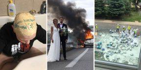Победители по жизни: 20 невероятно грустных и смешных фейлов
