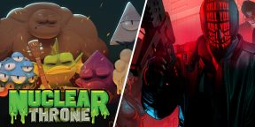 Epic Games Store раздаёт шутеры Ruiner и Nuclear Throne