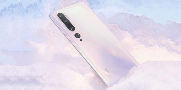 "Xiaomi представила ""почти флагман"" Mi CC9 Pro и его европейскую версию"