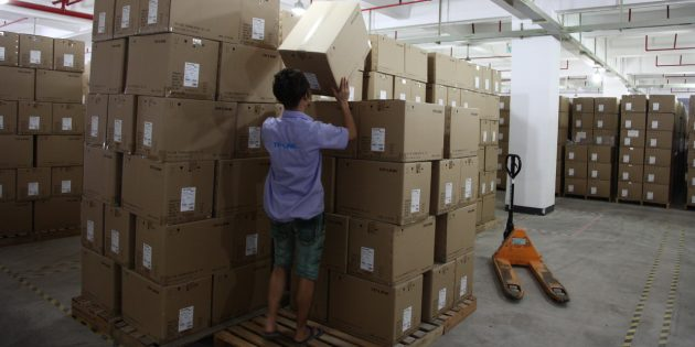 Бизнес с Китаем: на складе в Китае можно не только получить, но и проверить товар