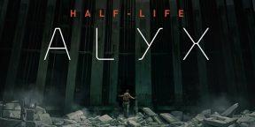 Valve представила Half-Life: Alyx и показала первый геймплейный трейлер