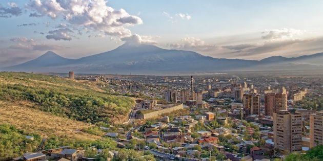 Поездка в Армению: где остановиться