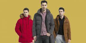 5 мужских зимних курток, которые стоит купить на AliExpress