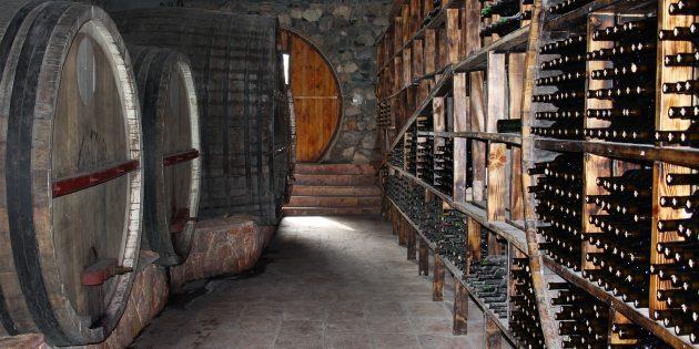 Поездка в Армению: напитки