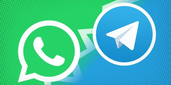 Telegram научился переносить историю переписки из WhatsApp. Вот как это сделать
