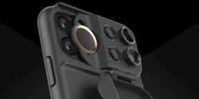 Штука дня: ShiftCam — чехол, который прокачает камеры новых iPhone 11 и iPhone 11 Pro