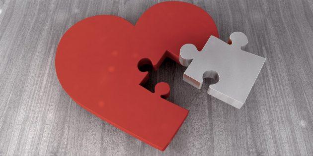Подарки для пар на Новый год: романтические пазлы