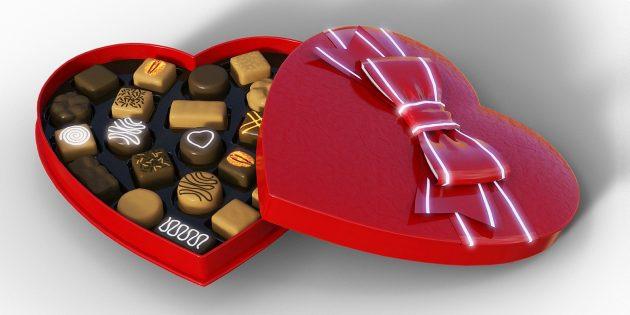 Что подарить любимому на Новый год: сладости на заказ