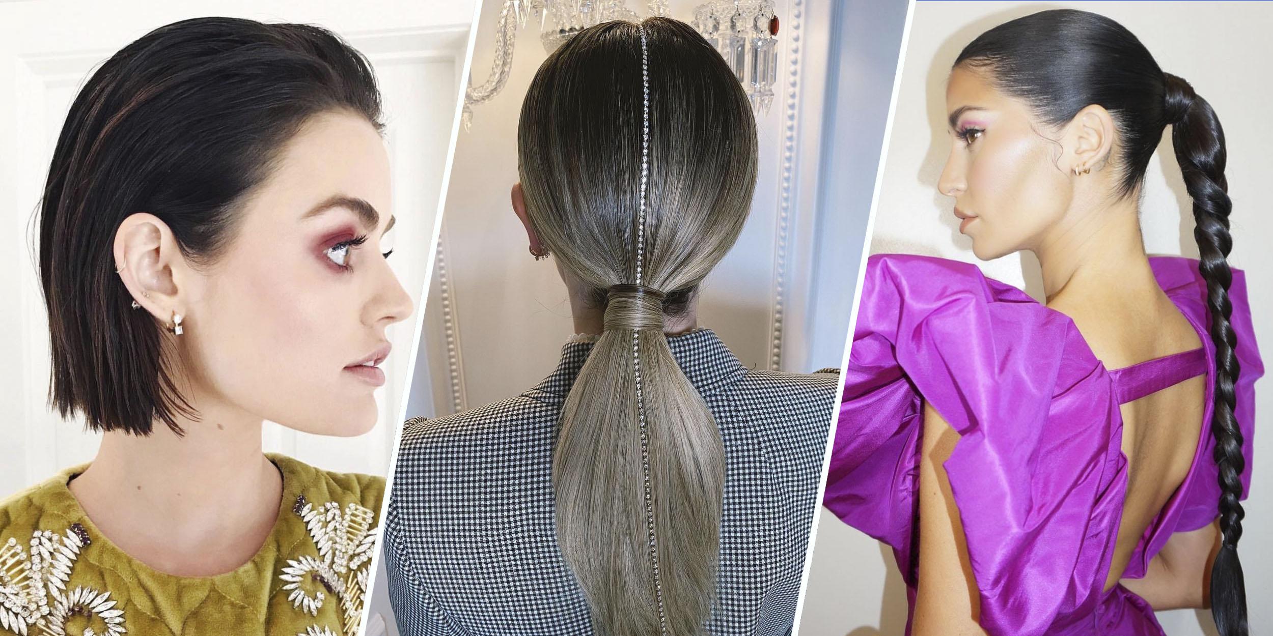 10 модных причёсок на Новый год, с которыми справится каждая