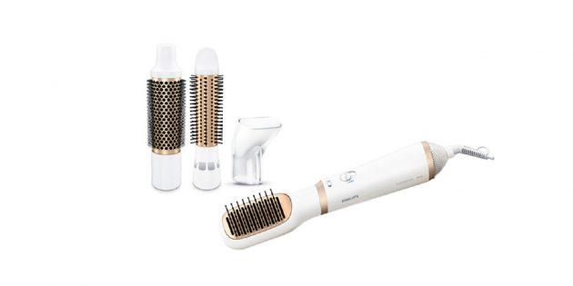 Что подарить девушке на Новый год: устройства для укладки волос