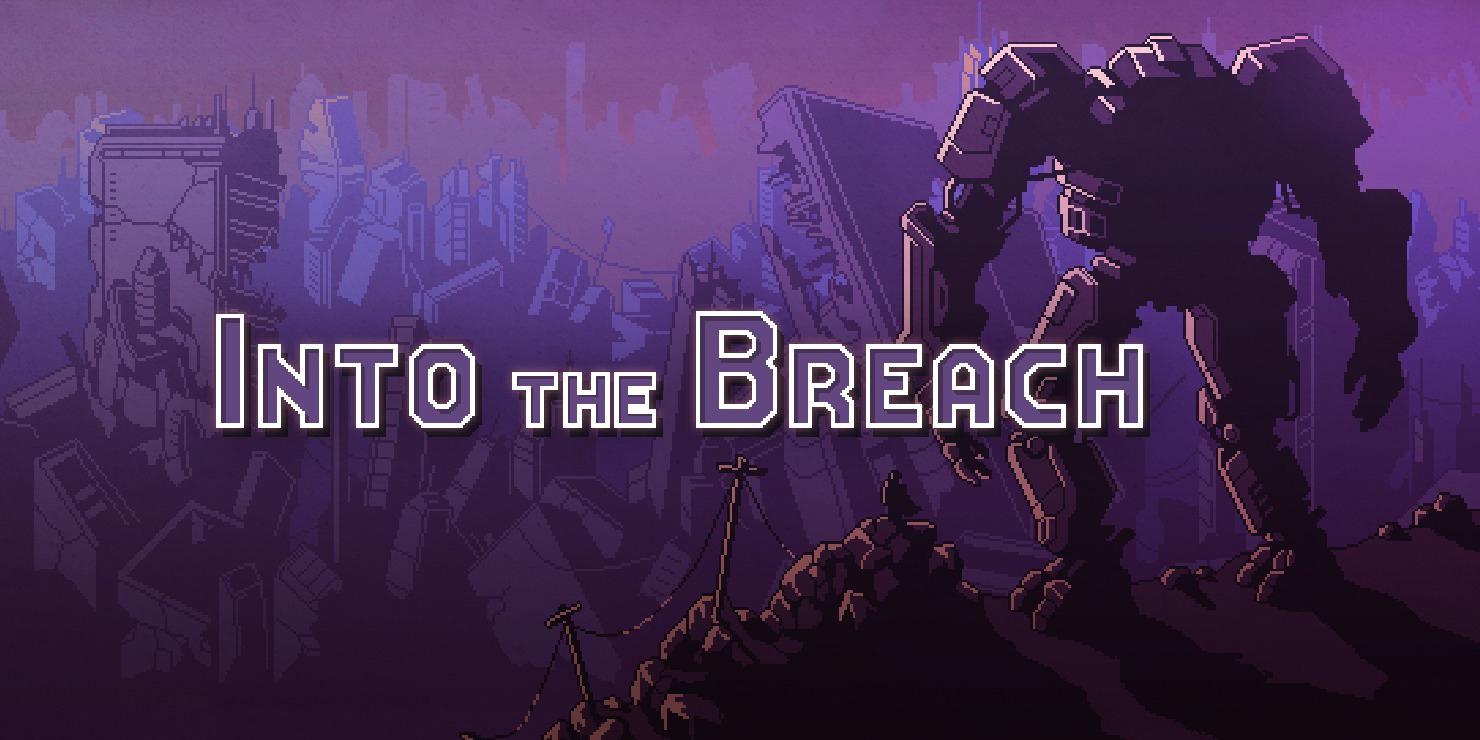 Epic Games Store раздаёт пошаговую стратегию Into The Breach