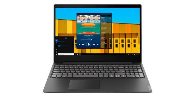 Скидки в интернет-магазинах: ноутбук Lenovo IdeaPad S145-15IGM