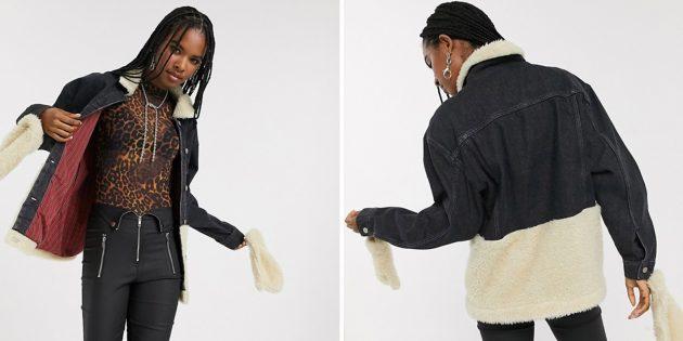 Куртка от Reclaimed Vintage