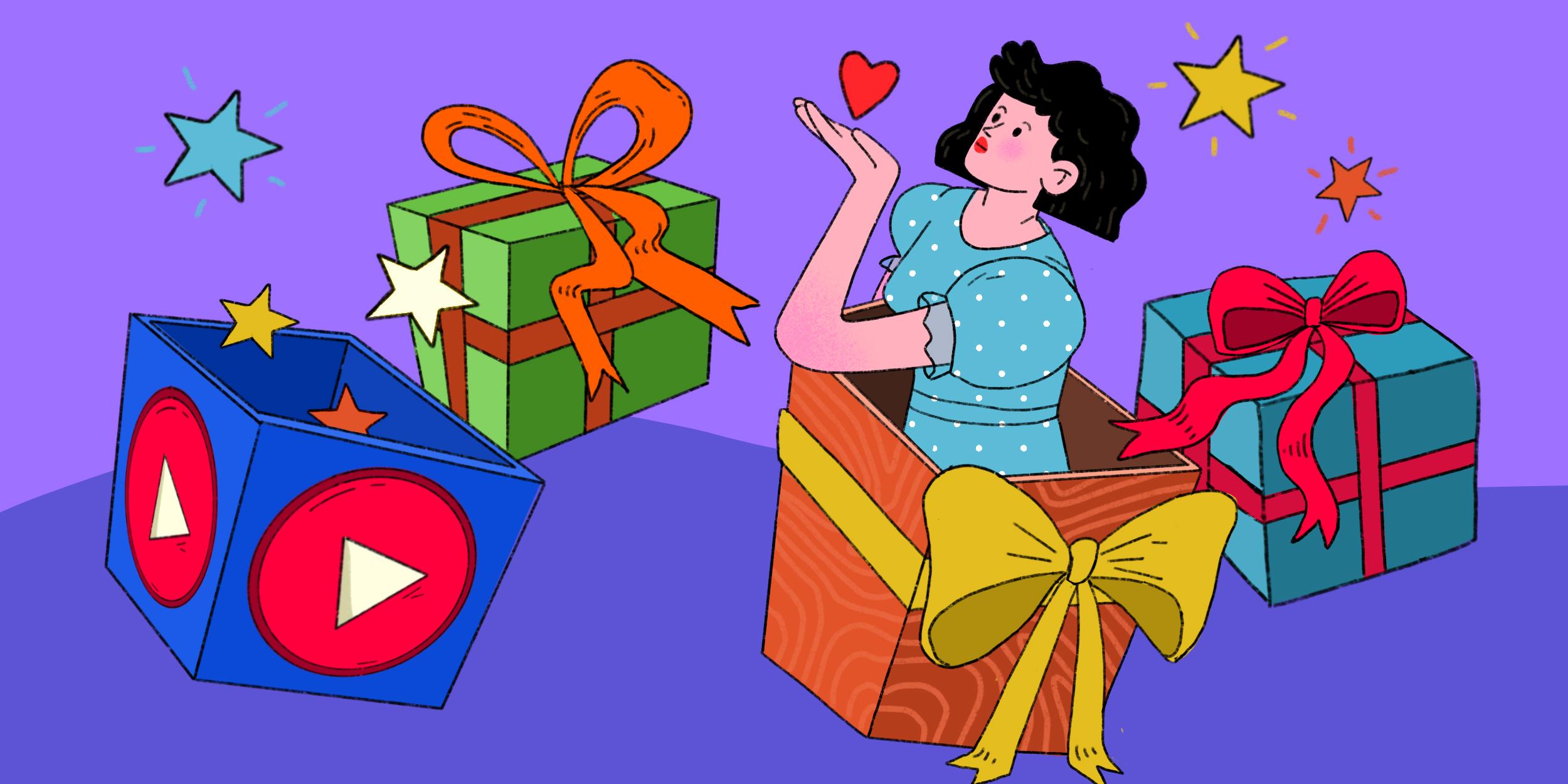 Как правильно выбирать и дарить подарки