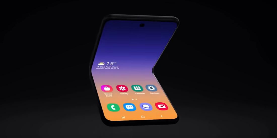 Раскладушку Samsung Galaxy Fold 2 впервые показали на фото