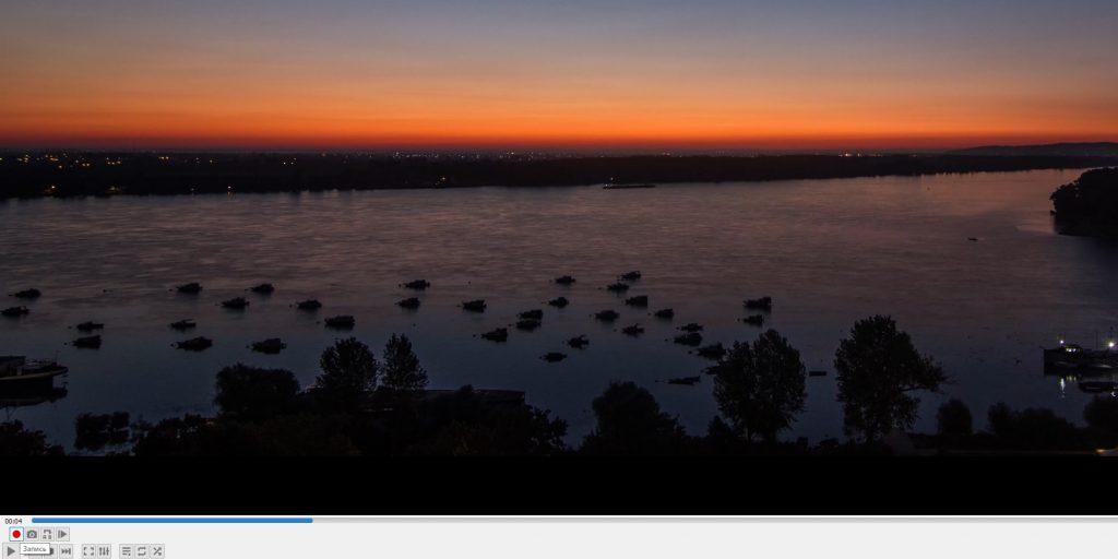 Обрезка видео в VLC