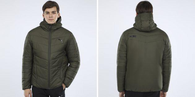 Куртка от Puma