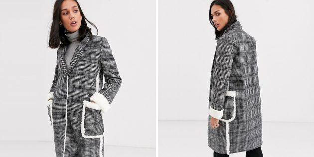 Пальто от Gianni Feraud