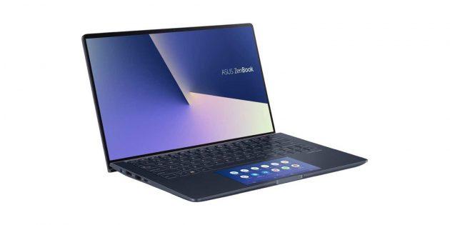 Что подарить на Новый год: ASUS ZenBook 13 UX334FLC