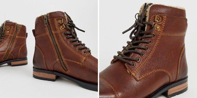 Ботинки от Silver Street